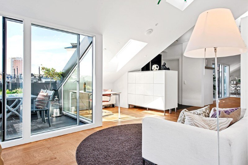 Scandinavian apartment with exceptional interior and sunny terraces (1)