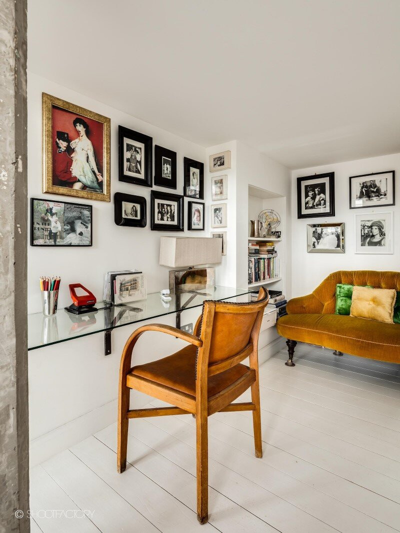 Spacious apartment with industrial and retro features - 200 sq ft overall space, London loft (5)