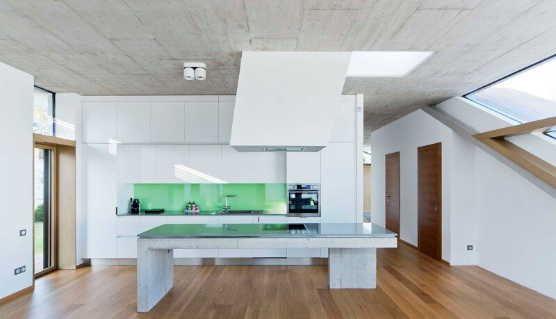 TD House combination of modernism and rural architecture (8)