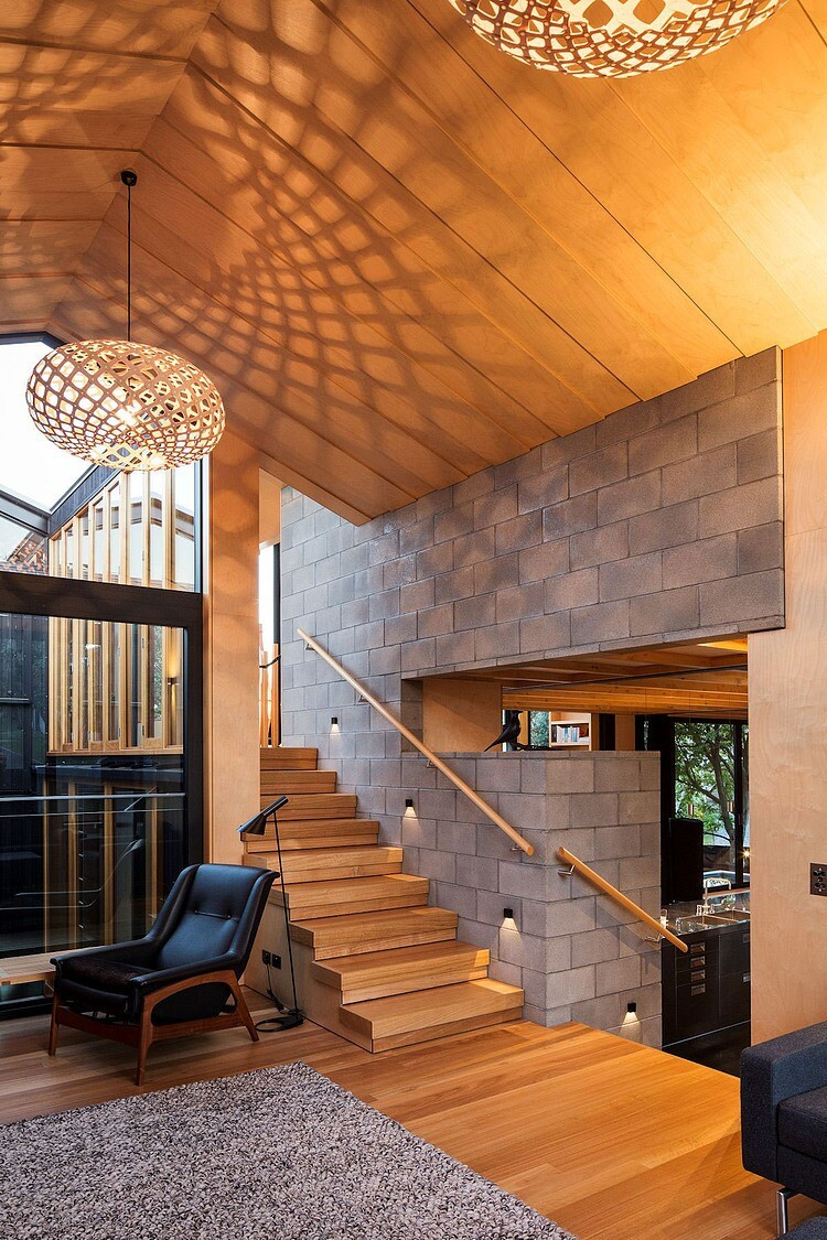 Takapuna Beach House - Boatsheds by Strachan Group Architects (17)