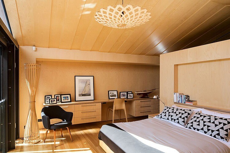 Takapuna Beach House - Boatsheds by Strachan Group Architects (19)