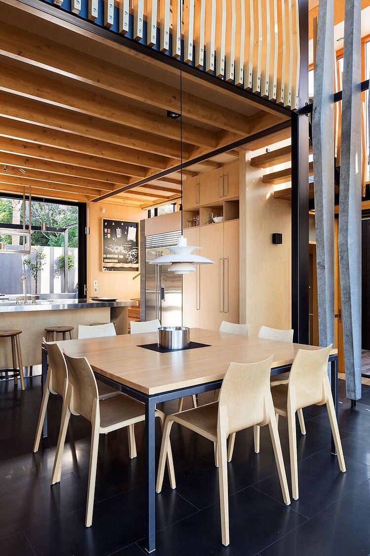 Takapuna House - Boatsheds by Strachan Group Architects (11)