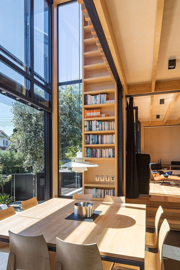 Takapuna House - Boatsheds by Strachan Group Architects (12)