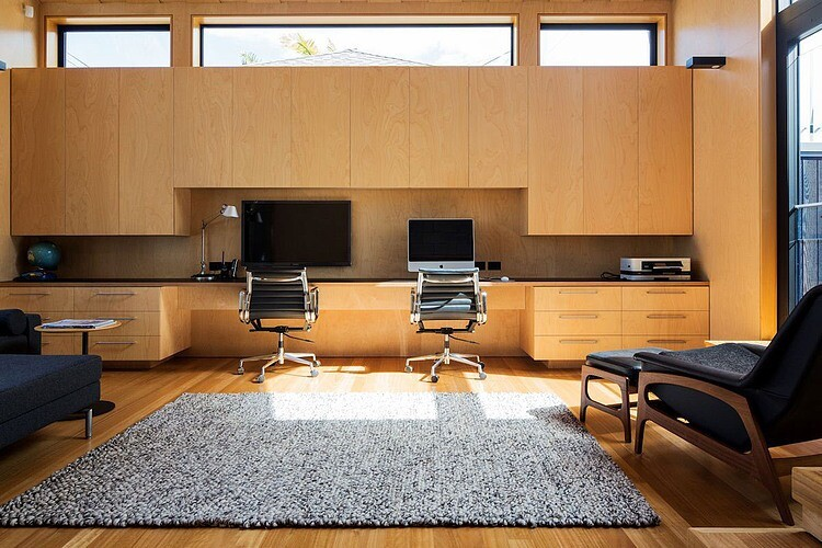 Takapuna House - Boatsheds by Strachan Group Architects (16)