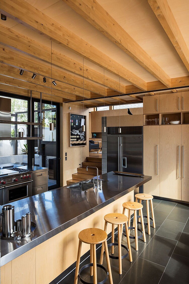 Takapuna House - Boatsheds by Strachan Group Architects (9)
