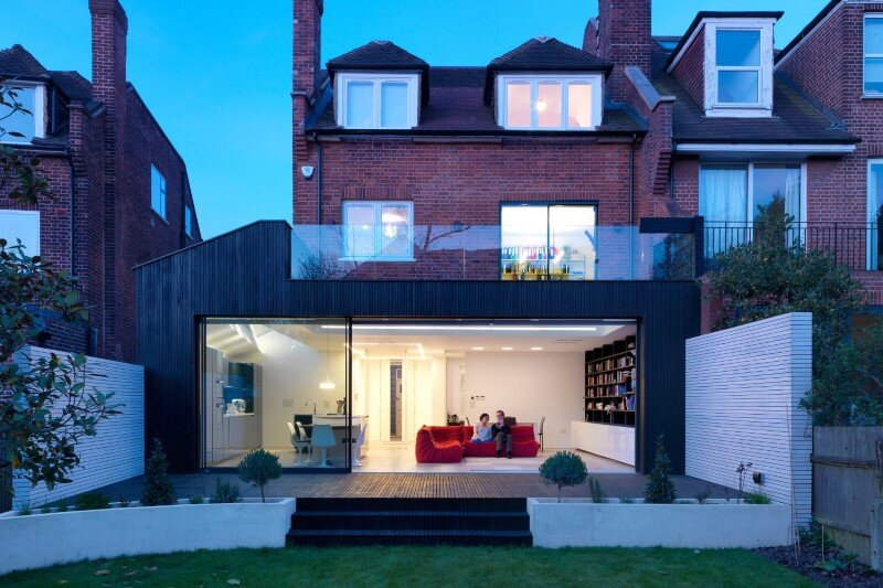 Talbot Road House by Lipton Plant Architects - London (3)