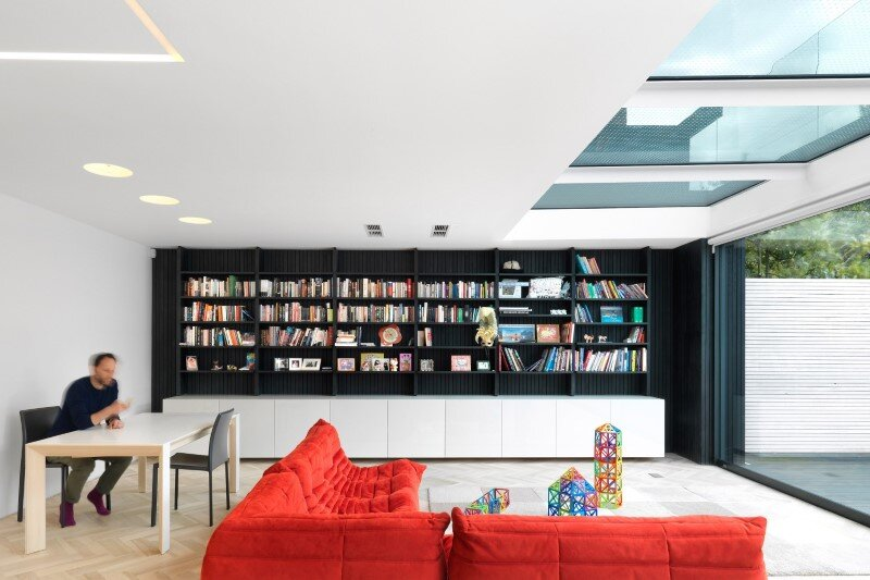 Talbot Road Home by Lipton Plant Architects - London (8)