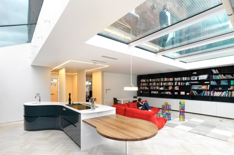 Talbot Road Home by Lipton Plant Architects - London (9)