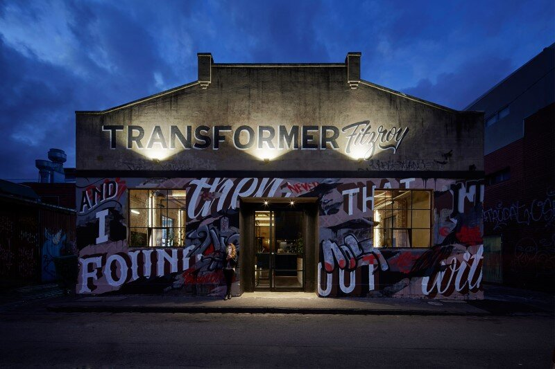 Transformer Fitzroy - converting an old factory of electric transformers - by Melbourne-based Breathe Architecture 1