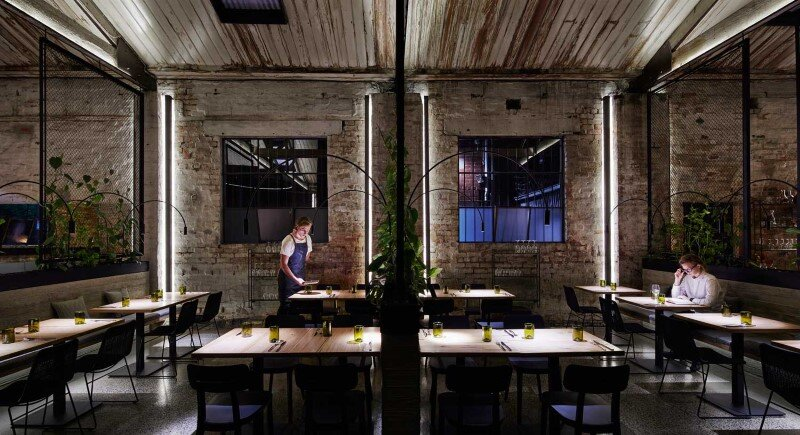 Transformer Fitzroy - converting an old factory of electric transformers - by Melbourne-based Breathe Architecture