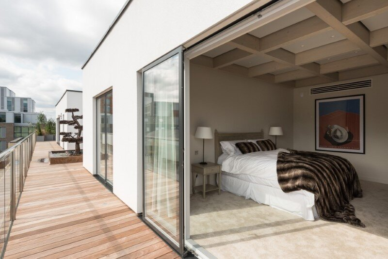 Two-bedroom penthouse constructed on a Cross-Laminated Timber frame (19)