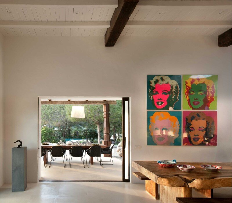 Vacation house in Ibiza with interiors designed by TG Studio (9)