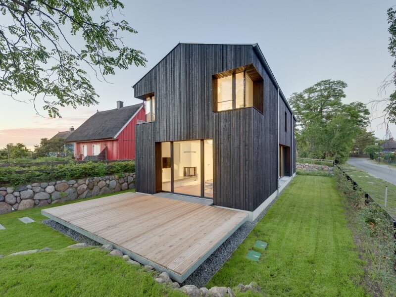 WieckIn House - traditional German architecture by Möhring Architekten (2)