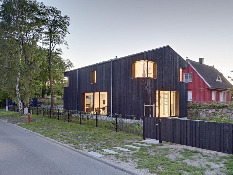 WieckIn Vacation House - traditional German architecture by Möhring Architekten (3)