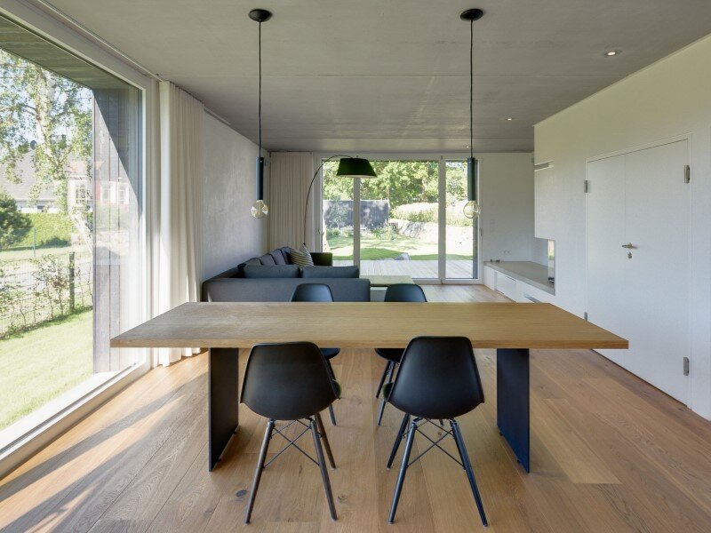 WieckIn Vacation House - traditional German architecture by Möhring Architekten (4)
