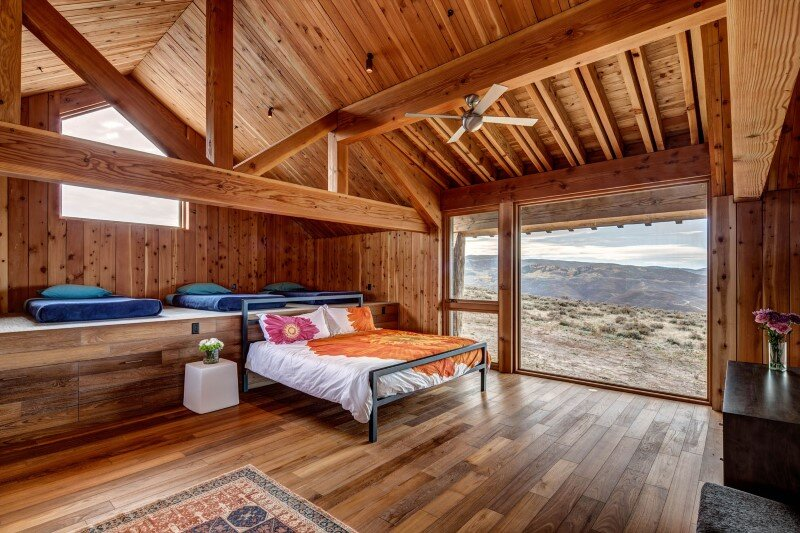 Wolf Creek Ranch - Log Home with traditional ranch architecture (9)
