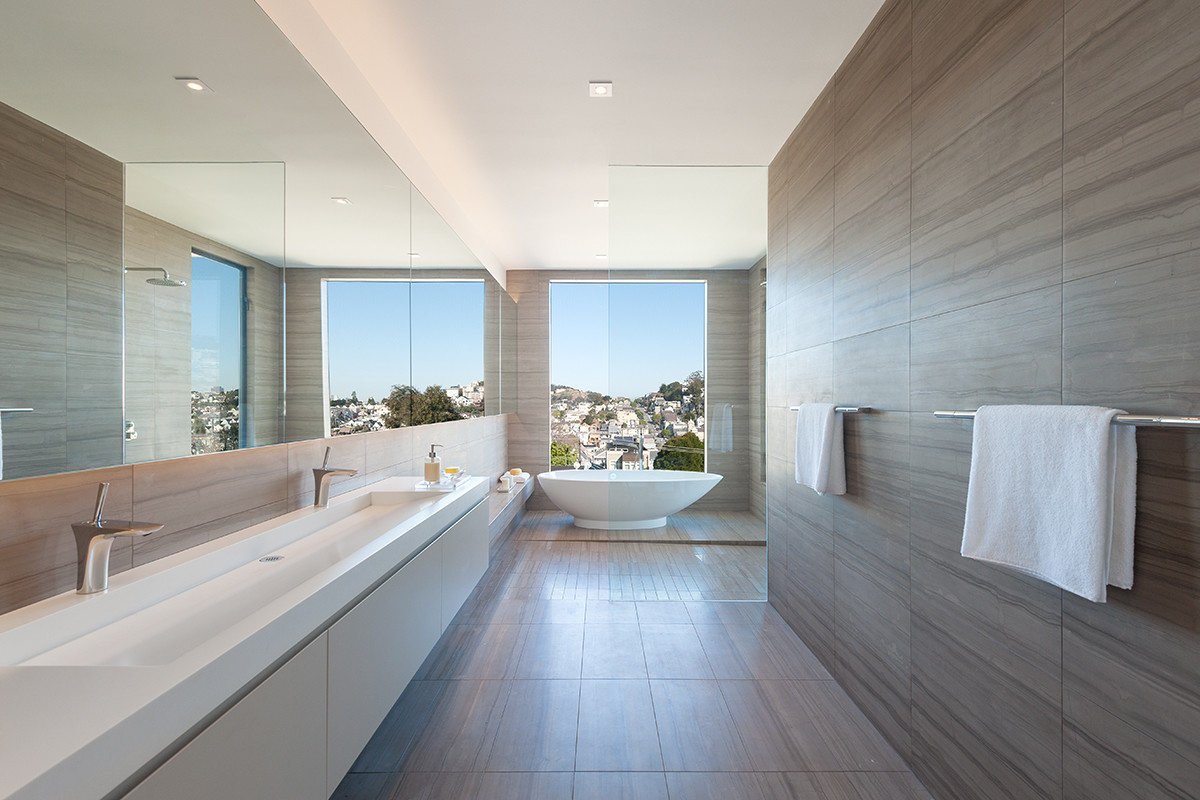3-Story House by Edmonds + Lee Architects - Cube Residence (4)