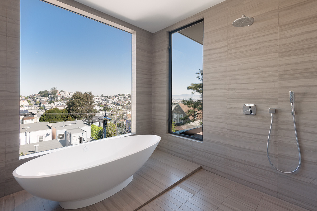 3-Story House by Edmonds + Lee Architects - Cube Residence (5)