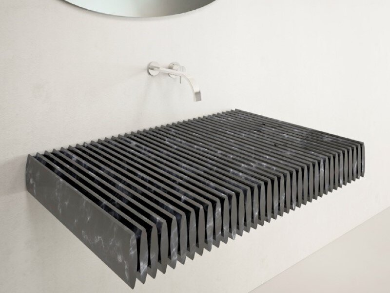 Birichino is an Atypical Marble Sink Designed by Purapietra (4)