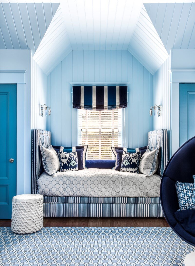 Cape Cod Beach House - interior design project conceived by Evolve (13)