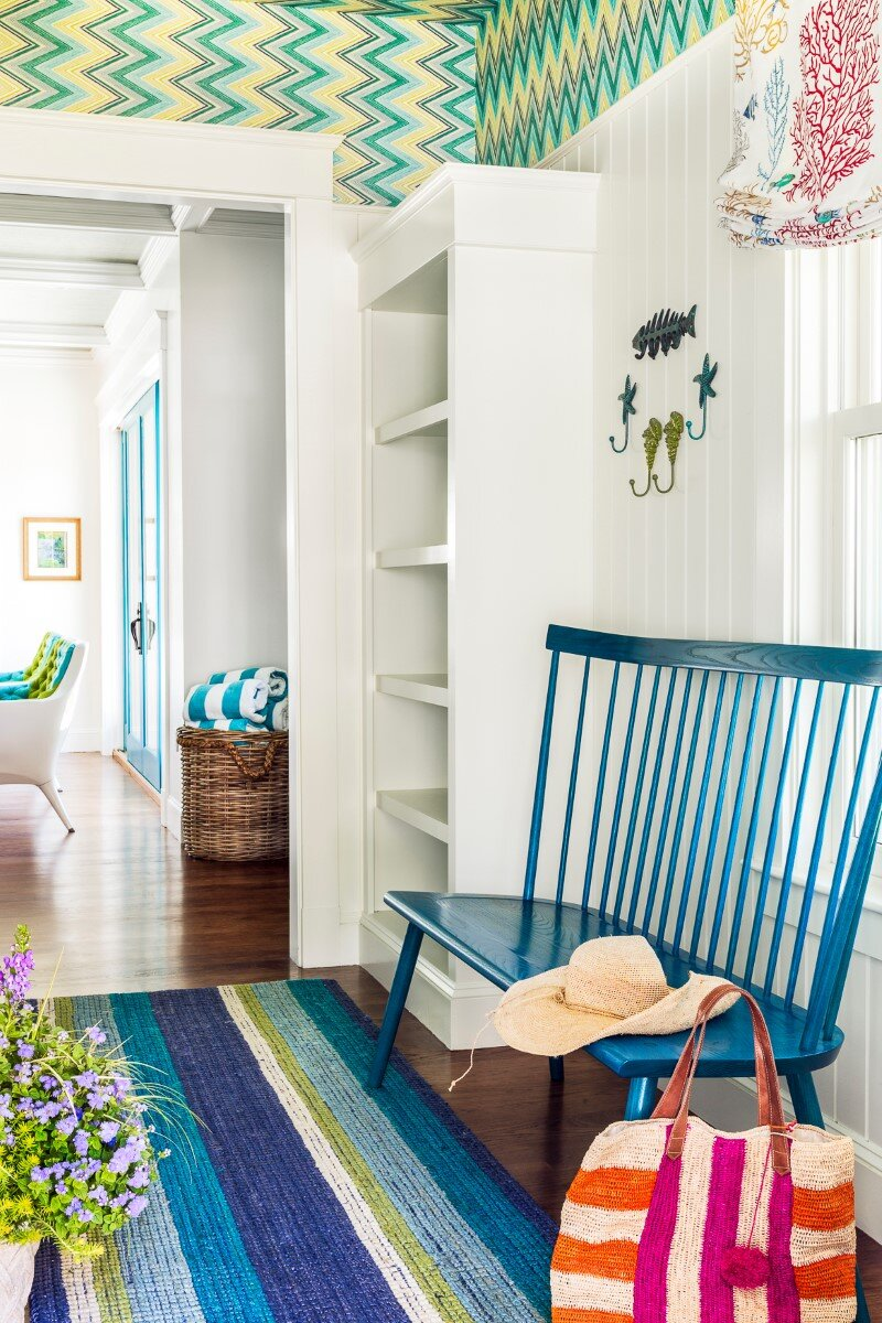 Cape Cod Beach House - interior design project conceived by Evolve (3)