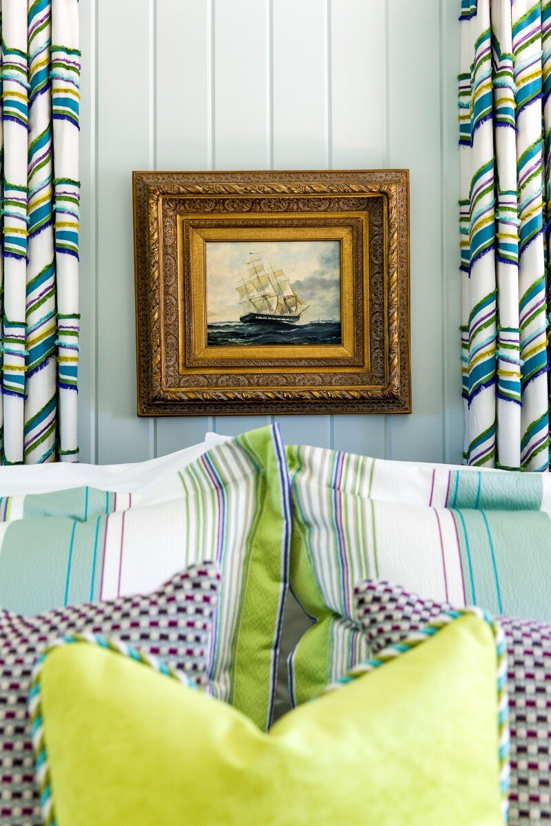 Cape Cod Guest House - interior design project conceived by Evolve (9)