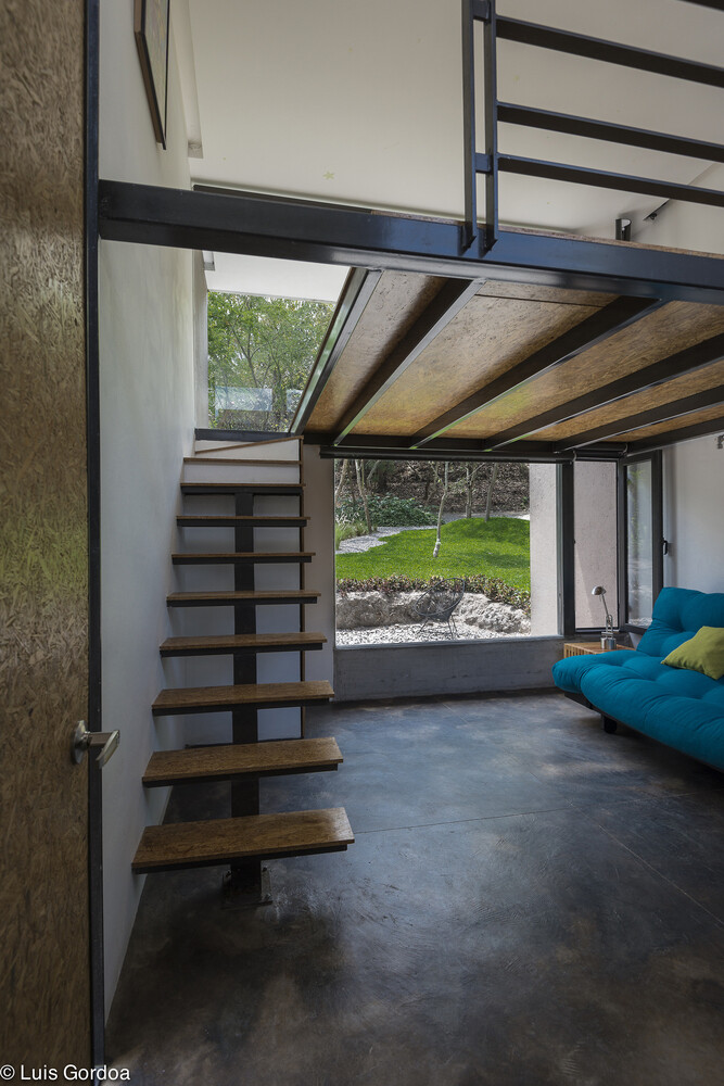 Casa Mexicana - RGT House conceived as a place to rest and recreation (11)