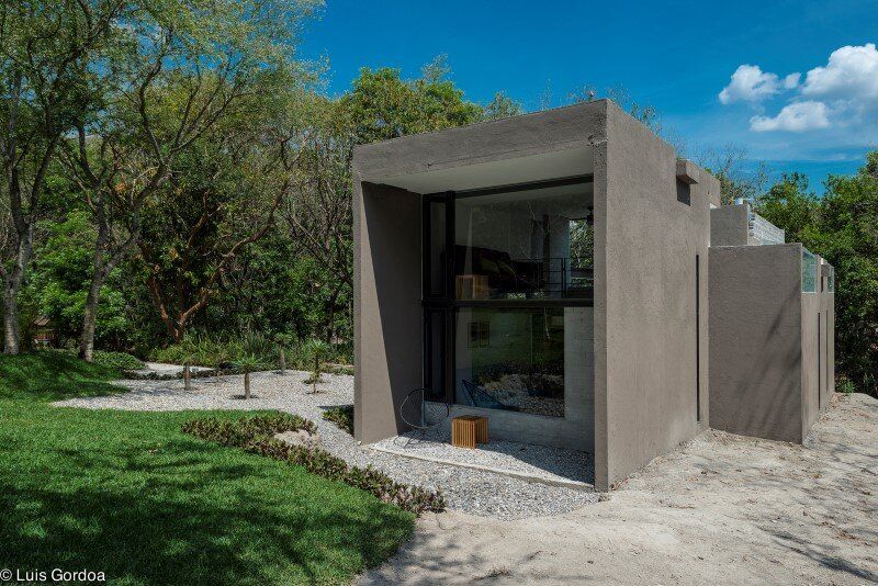 Casa Mexicana - RGT House conceived as a place to rest and recreation (14)