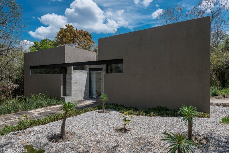 Casa Mexicana - RGT House conceived as a place to rest and recreation (16)