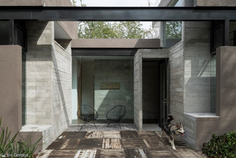 Casa Mexicana - RGT House conceived as a place to rest and recreation (18)