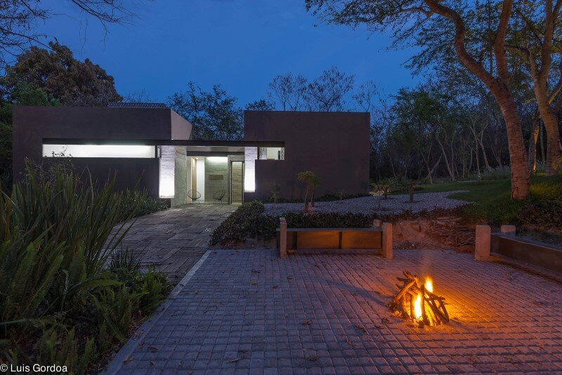 Casa Mexicana - RGT House conceived as a place to rest and recreation (2)