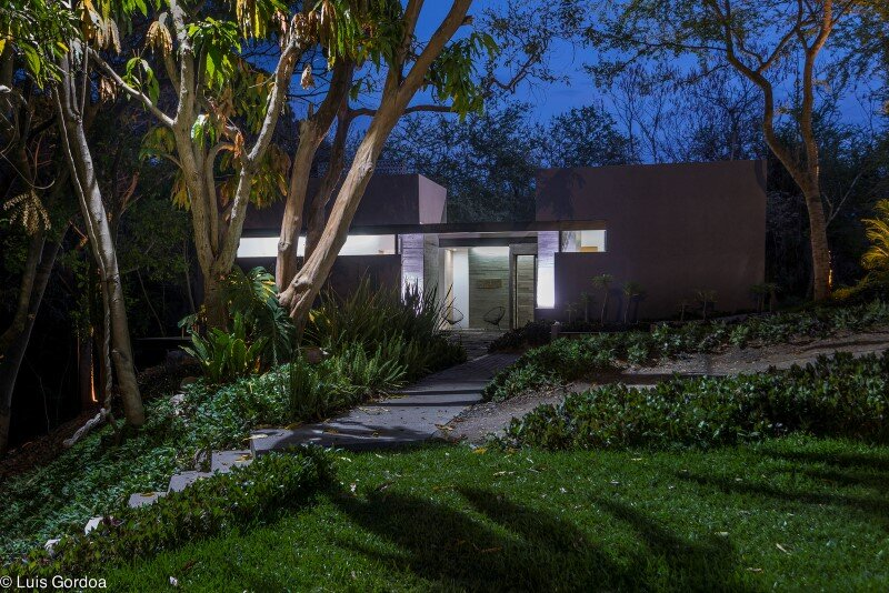 Casa Mexicana - RGT House conceived as a place to rest and recreation (3)