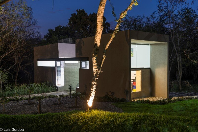 Casa Mexicana - RGT House conceived as a place to rest and recreation (4)