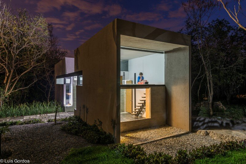 Casa Mexicana - RGT House conceived as a place to rest and recreation (5)