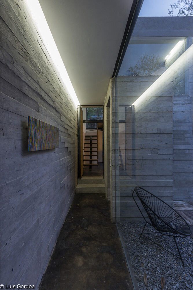 Casa Mexicana - RGT House conceived as a place to rest and recreation (9)
