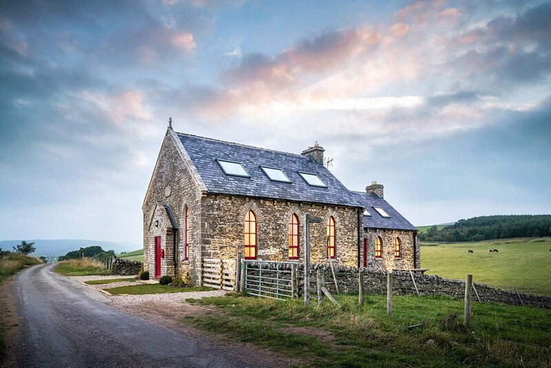 Chapel on the Hill Boutique conversion of a Methodist Chapel (1)