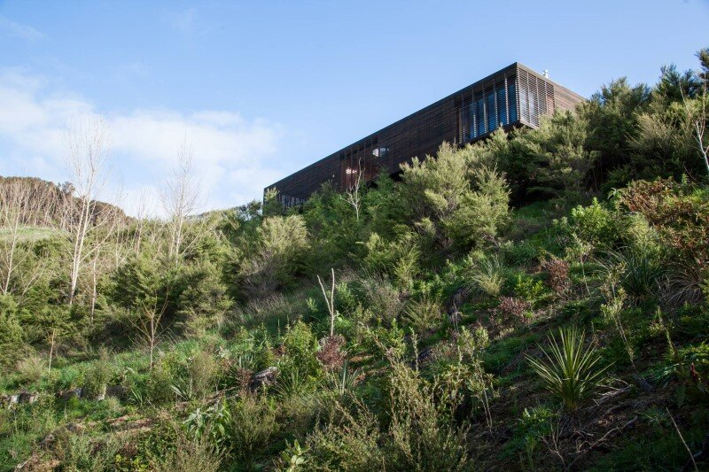 Clevedon Estate Pavilions by Herbst Architects (10)