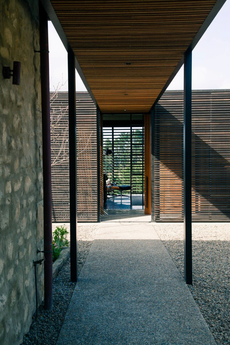 Clevedon Estate Pavilions by Herbst Architects (14)