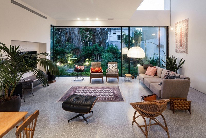 Contemporary townhouse in Tel Aviv Mendelkern Residence by David Lebenthal (25)