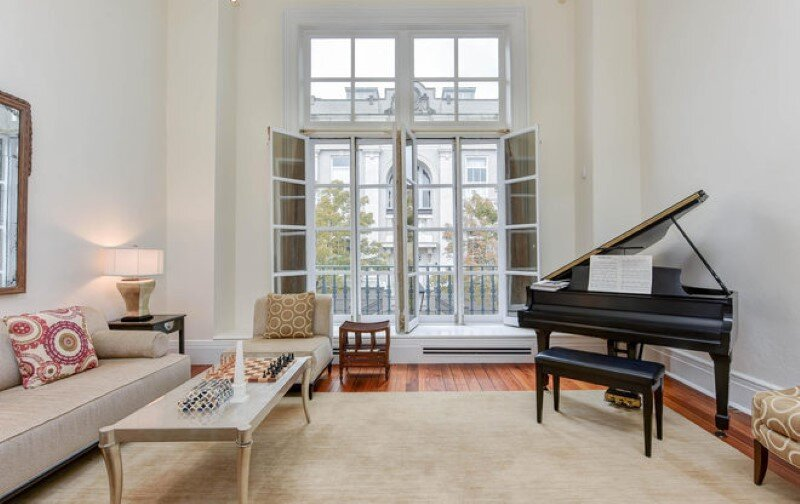 Converting 1850s firehouse with preserving the original architectural elements (18)