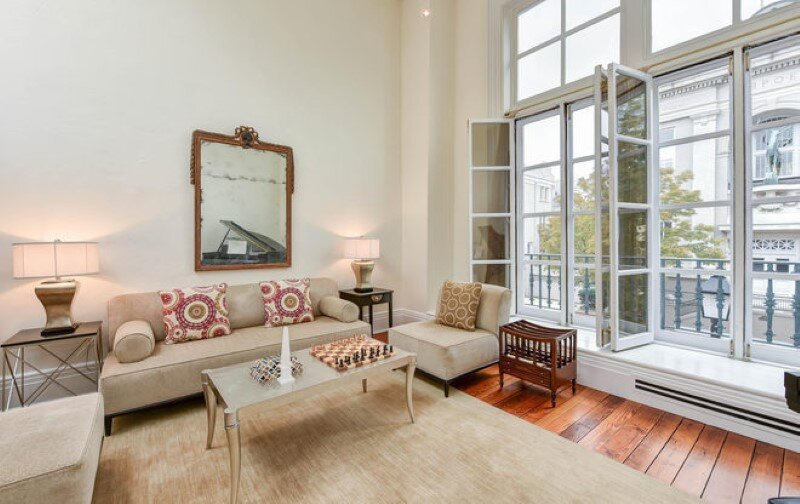 Converting 1850s firehouse with preserving the original architectural elements (20)