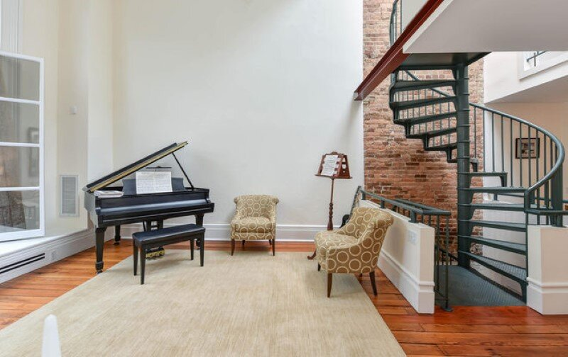 Converting 1850s firehouse with preserving the original architectural elements (21)