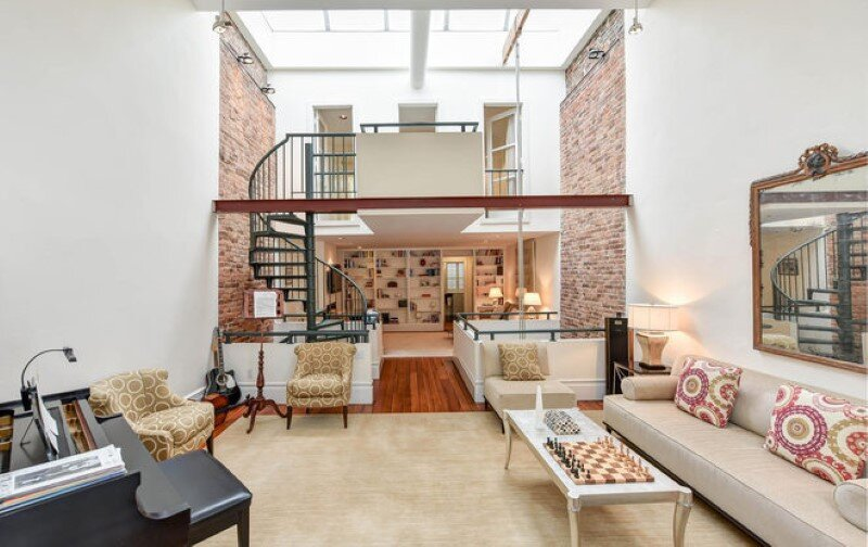 Converting 1850s firehouse with preserving the original architectural elements (22)