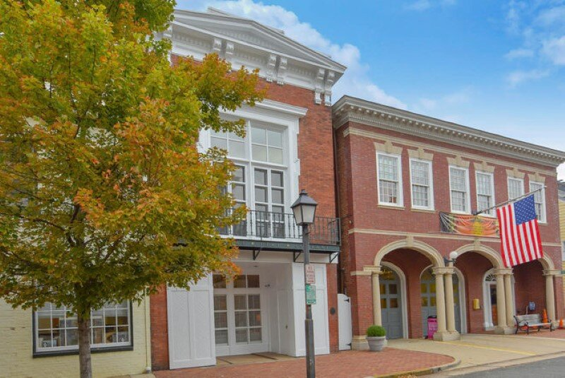 Converting 1850s firehouse with preserving the original architectural elements (23)