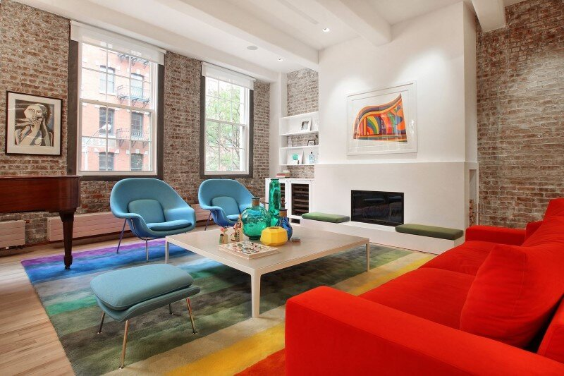 Greenwich Street apartment by Ghislaine Viñas Interior Design (17)
