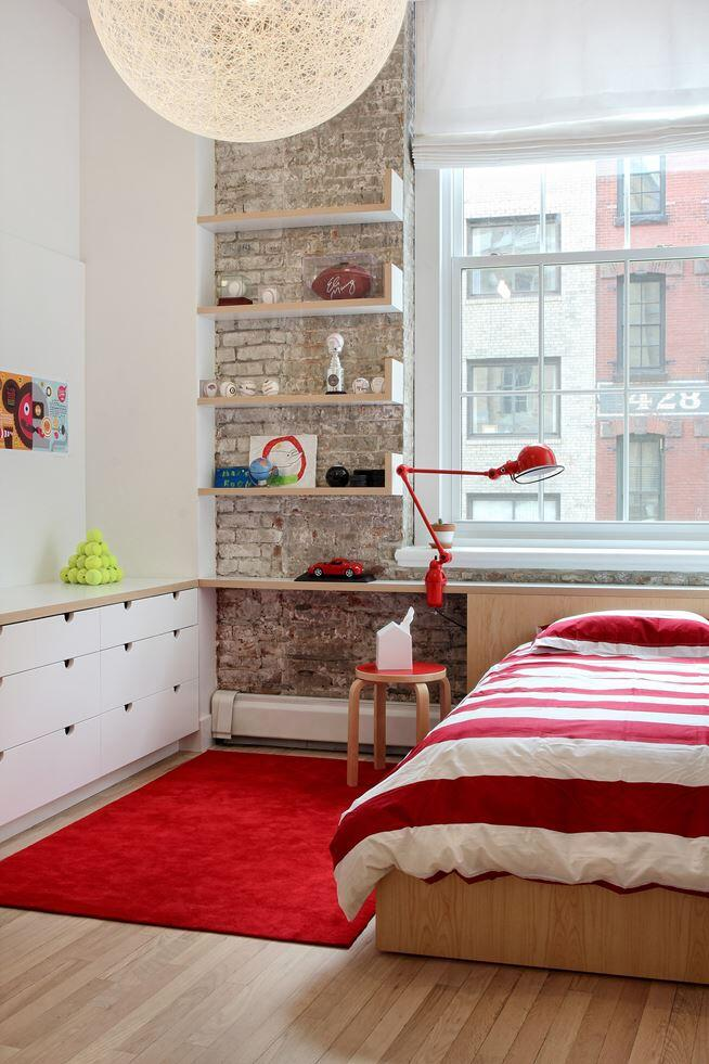 Greenwich Street apartment by Ghislaine Viñas Interior Design (4)