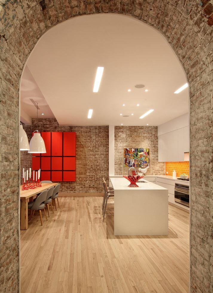 Greenwich Street apartment by Ghislaine Viñas Interior Design (7)