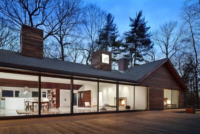 Long Island Residence - renovation and conservation by CDR Studio 1