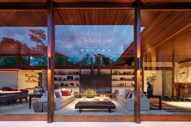 Modern country house with a Brazilian farm look (3)