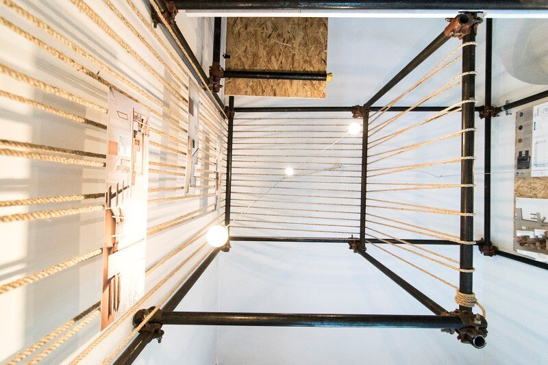 R3architetti Have Transformed a Small Atelier of 14 sqm in Their Own Creating Space (10)
